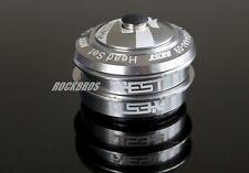 "Aest Threadless Semi-Integrated Bike Headset Sealed Cartridge Bearing 1 1/8"" Ti"