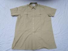 Shirt Mans Fawn,Short Sleeve,All Ranks,Diensthemd,kurzarm, Gr. 40
