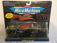 Star Wars MICRO MACHINES = Return of the Jedi vehicle 3-Pack Collection #3