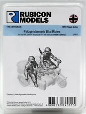 Rubicon 284011 WWII Feldgendarmerie Bike Crew For German Motorcycle with Sidecar