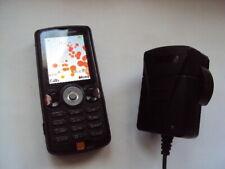 SIMPLE  SENIOR ELDERLY BASIC EMERGENCY SONY ERICSSON W810I UNLOCKED 2G 3G 4G SIM