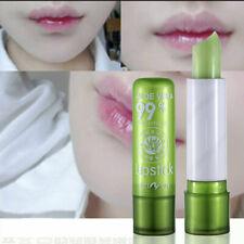 Aloe Vera Lipstick Color Mood Changing Moisturizing Lipstick Makeup Long Lasting