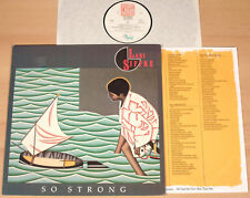 LABI SIFFRE - So Strong  (CHINA RECORDS, UK 1988 + OIS / LP vg++)