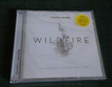 NEW WINE WORSHIP - WILDFIRE: CD ALBUM (July 31st 2015)