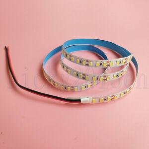 Super Bright 1M 5630 LED Flexible Strip Light Rope 120LEDs 12V Clear White