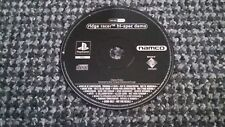 Sony PS1/Playstation 1 Ridge Racer Hi-Spec Demo Disc Only Tested (BF1)