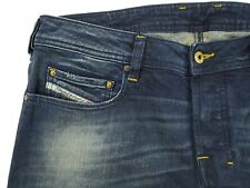 Diesel Zatiny Mens Regular Bootcut Jeans Size 32x32 Wash 0802C-Stretch Excellent