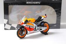 1:12 Minichamps Honda rc213v MotoGP World Champion Marquez New chez Premium-MODELCAR