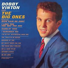 BOBBY VINTON - THE BIG ONES  CD NEU