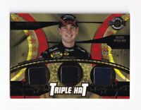 2004 American Thunder TRIPLE HAT #TH1 Kurt Busch BV$15! #054/160!  SCARCE!