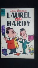 Larry Harmon's Laurel and Hardy #1, 1962 Silver Age, Free Shipping