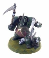Warhammer 40k Chaos Space Marines Warhammer 40k Death Guard Typhus - Herald of t