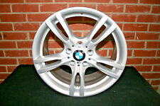 "1 x Genuine Original BMW 3 4 Series 18"" Alloy wheel 400M F30 F31 M Sport *REAR*"