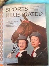 August 27 1956 Doris Ruth Gissy Illinois Fair Sports Illustrated Magazine State