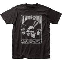 """Velvet Underground """"Velvet Vinyl"""" Jersey T-Shirt - S - 2X"""
