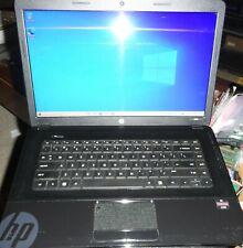 "HP 2000-2c29wm 15.6"" Laptop AMD E2-1800 Dual Core 8GB 500GB Win 10 DVD WebCam"