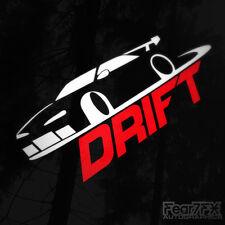 DRIFT JDM CAR DECAL STICKER WINDOW BUMPER EURO PAUL WALKER JAP FAST CAR