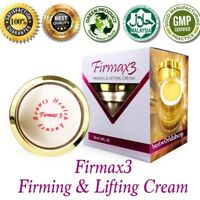 FIRMAX3 CREAM HORMONES FIRMING LIFTING WEIGHT LOSS ANTI AGING FREE SHIPPING