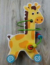 Kids Shapes Giraffe Toy Baby Toddler Boy Girl Unisex Fun Toys