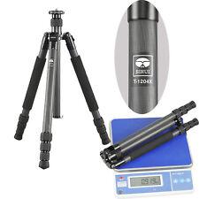 Sirui T-1204X Professional Carbon Fiber Portable Tripod For Camera