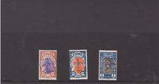 Ethiopia Air Mail RasTafari Stamps 1929