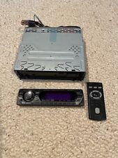 Used Sony Drive-S Cdx-Gt500 Car Radio Receiver Cd Mp3 Detachable 52x4W Remote