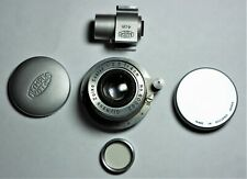 Olympus Zuiko Coated 2.8/4cm lens for Leica Screw Mount UNIQUE ONLY ONE EXIST