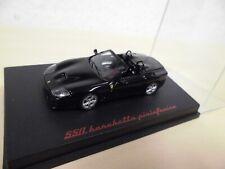 Redline 1:87 - Ferrari 550 Barchetta Pininfarina - schwarz - 87RL008