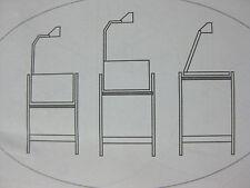 Vega Projektionstisch trolley AV 755  Projektor - Tisch für Overheadprojektoren
