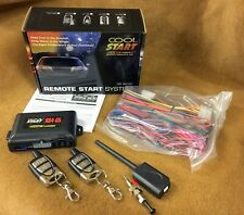 NEW Crimestopper Cool Start RS4-G5 1-Way Remote Start System w/ Keyless Entry