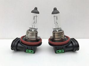 2x OEM 08-11 Toyota Land Cruiser Philips H11 LL 55W Halogen Headlight Bulb