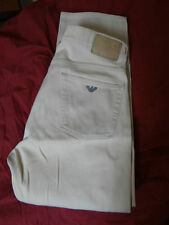 Cotton Coloured Jeans Men's Regular Size ARMANI