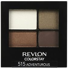 REVLON COLORSTAY 16 HOURS EYE SHADOW QUAD 515 ADVENTUROUS OMBRETTI