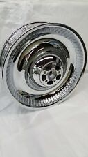HARLEY DAVIDSON CHROME REAR SOFTAIL FXST DEUCE WHEEL 2000-2006