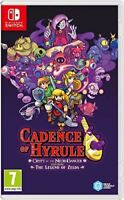Cadence of Hyrule (Nintendo Switch) *Brand New and Sealed* Video Game NSW