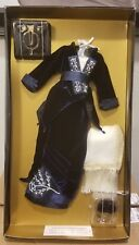 Franklin Mint Titanic Rose Vinyl Doll Flying Gown Ensemble NO COA.