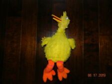 Big Bird Muppets Sesame Street Pull String Talking Plush  Vintage 20 inch