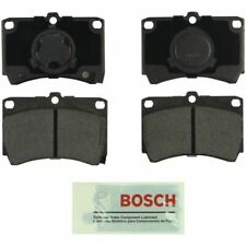 Disc Brake Pad Set-Blue Brake Pads Front Bosch BE319