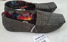 New Skechers Ladies Casual Memory Foam Textile Upper Color Choc Size 6.5