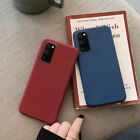 For Samsung S21 Ultra S20 FE A52 A72 A51 A71 Soft Case Shockproof Phone Cover