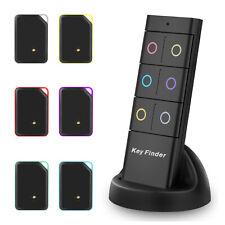 6 in 1 Anti-lost Rf Item Locator Wireless Key Tracker Kid Pet Phone Tag Finder