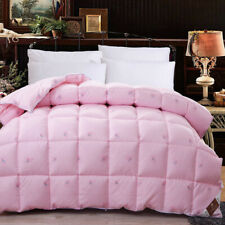 2020 Home Down Quilt Duvet Thickened Winter Quilt 100% Quilt Cover Top Hot
