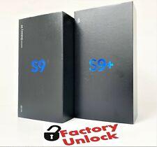 Samsung Galaxy S9 SM-G960U, S9+ Plus SM-G965U 64GB, 128G (GSM desbloqueado SIM único)