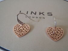 Links of London Hook Precious Metal Earrings without Stones
