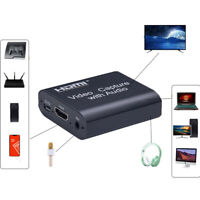 hdmi video/audio capture card video capture switchs/PS4 games 1080p 30fps 4K usb