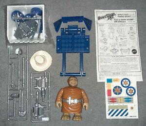 Figurine Bravestarr Deputy Fuzz Fuzz Vintage Mattel no Tex Hex Laser MOTU #1 A-6