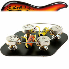 RS Guitarworks Pre-Wired albero lungo Les Paul Vintage Upgrade Kit (rs16005)