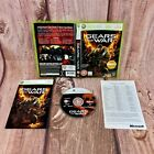 Gears of War Xbox 360 live Video Games pal war soldier shooter 18+ epic games