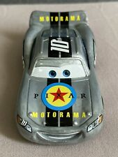 RARE Disney Pixar Cars Motorama Lightning McQueen 1/55 scale car FREE SHIPPING!!
