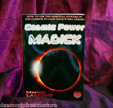 COSMIC POWER MAGICK  Finbarr. Occult Magic. Marcus Lamont. Witchcraft. Grimoire